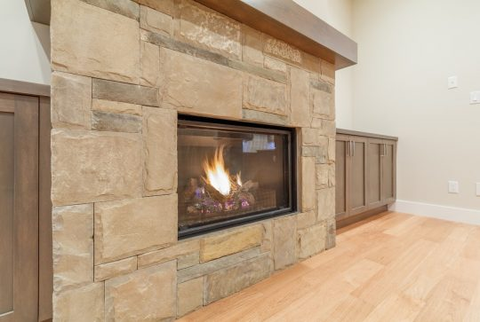739 Claymore Fireplace