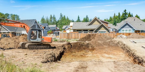 SOLD – 731 Claymore under construction (590,000.00 approx)